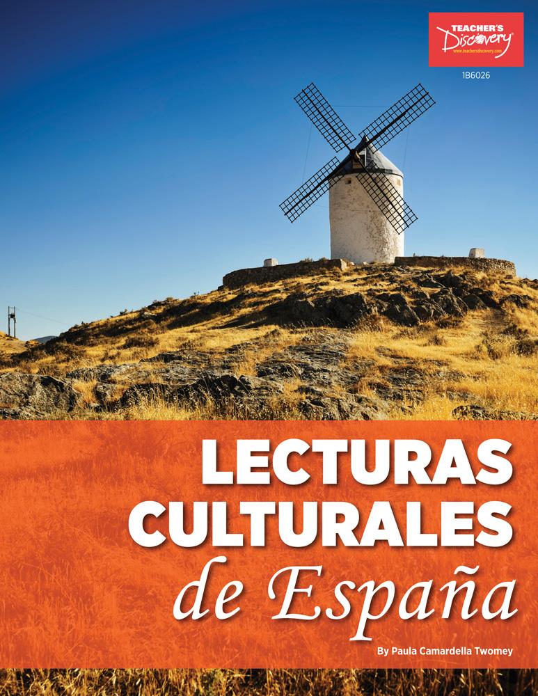 Lecturas culturales de España Book