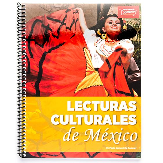 Lecturas culturales de México Book