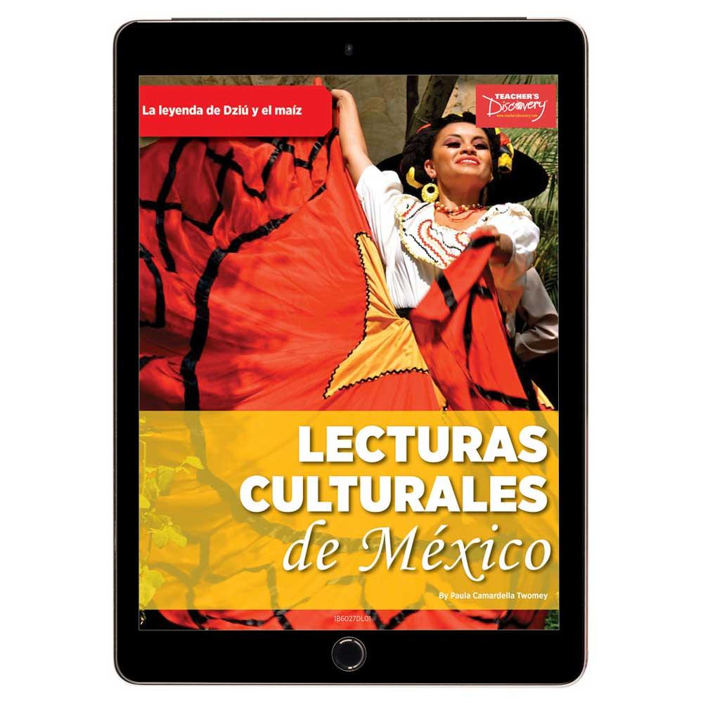 Lecturas culturales de México: La leyenda de Dziú y el maíz Book Excerpt Download