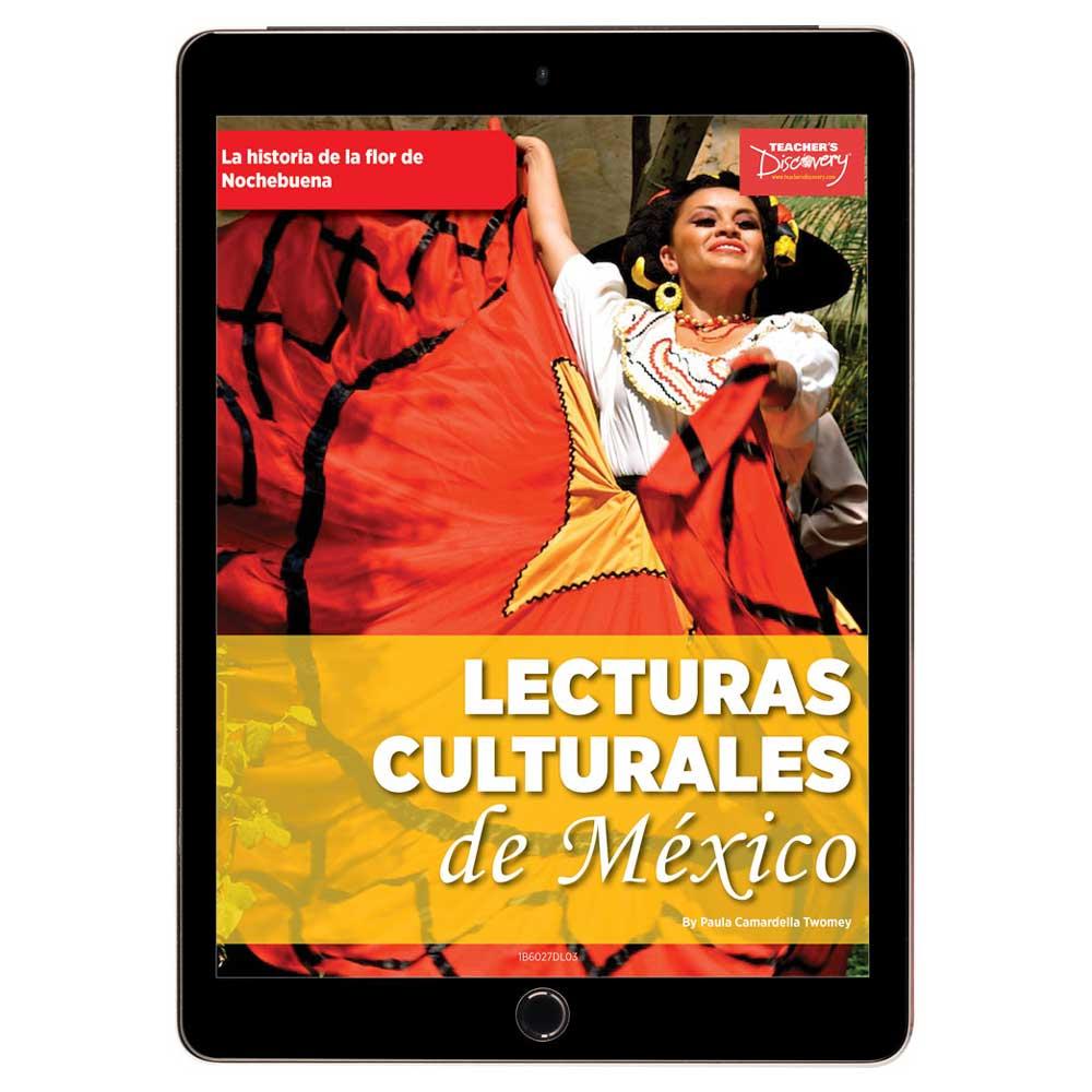 Lecturas culturales de México: La historia de la flor de Nochebuena Book Excerpt Download
