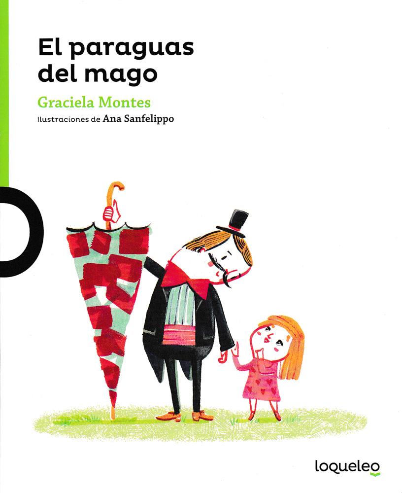 El paraguas del mago Spanish Little Story Book