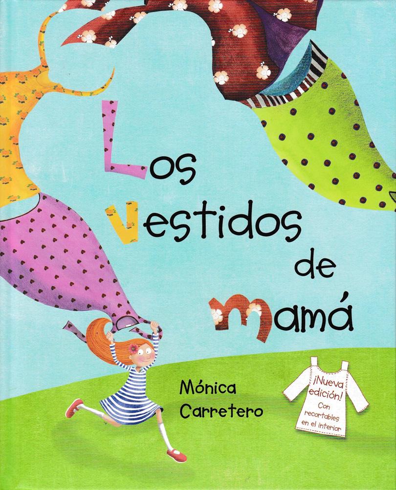Los vestudos de mamá Spanish Book