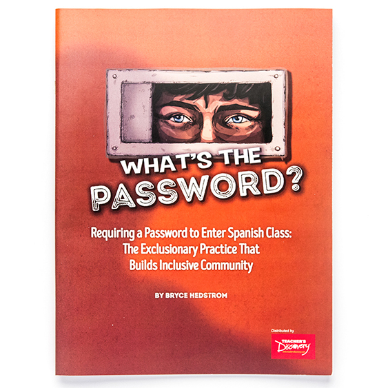 What's the Password? Spanish Book