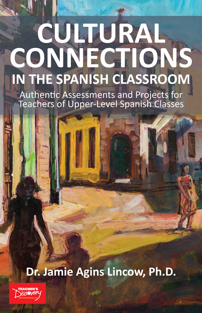 Teacher 39 s discovery spanish for Farcical in spanish