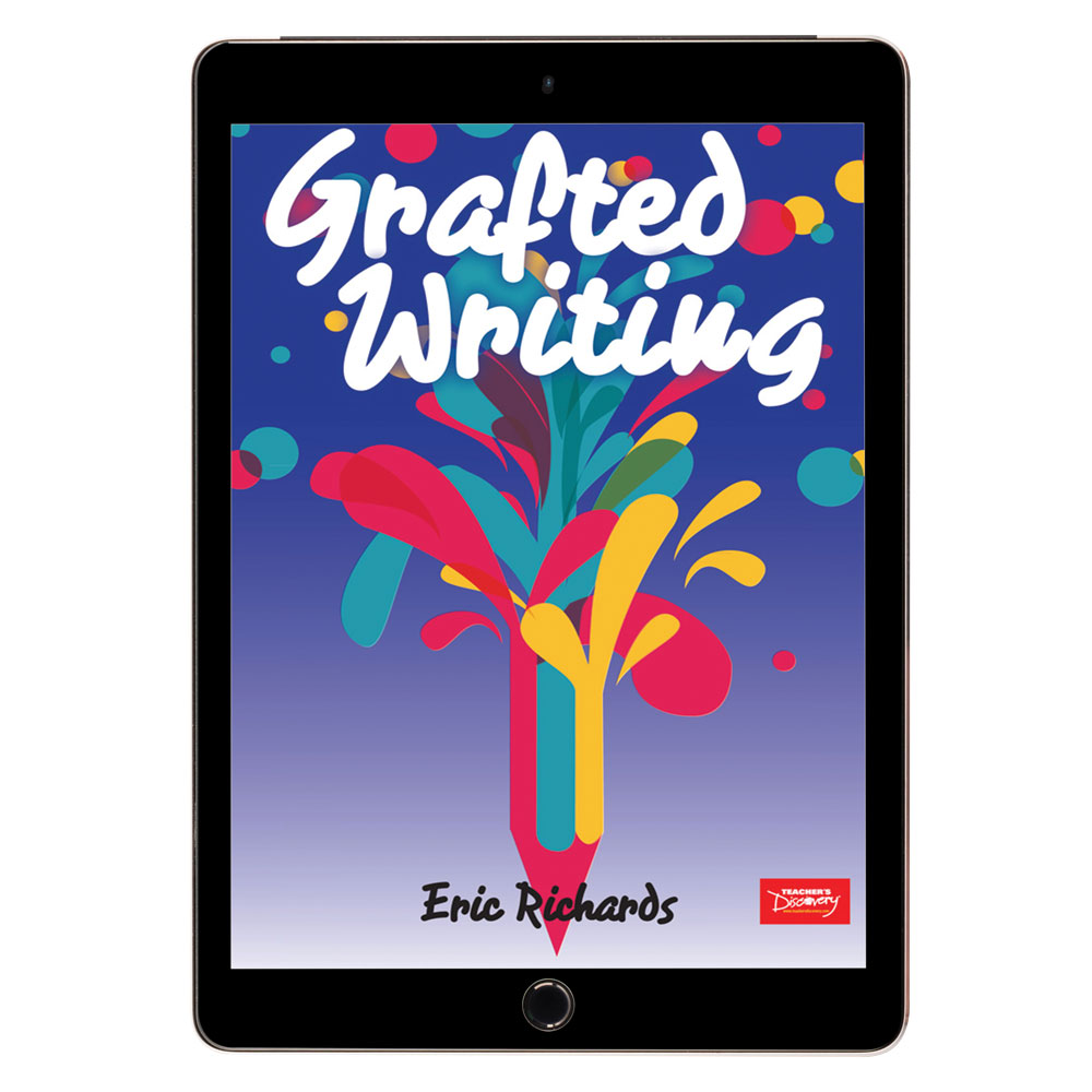 Grafted Writing Book - Grafted Writing Print Book