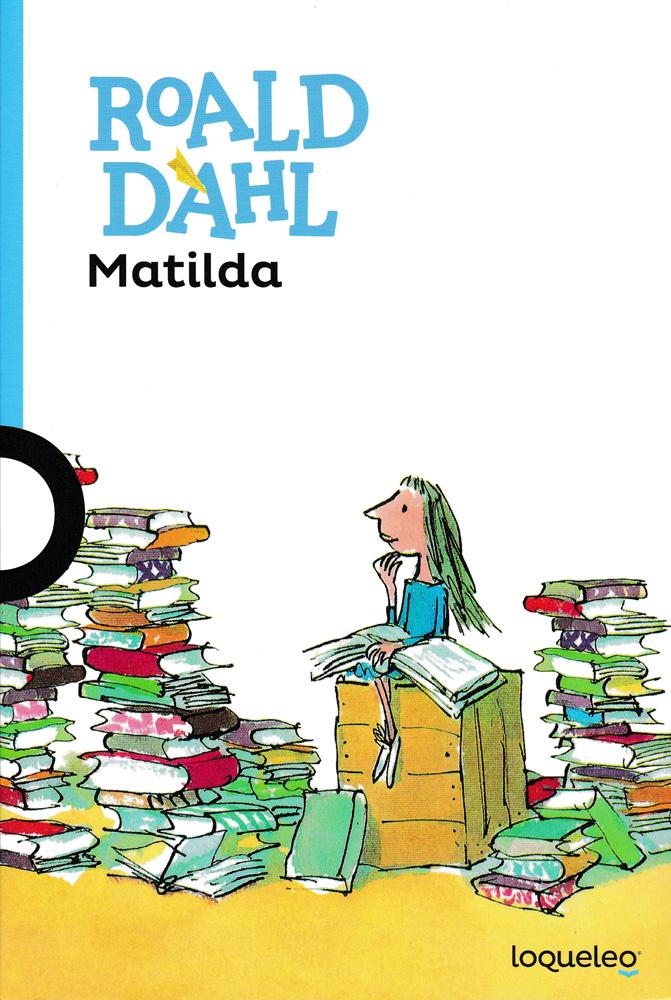 Matilda Spanish Book