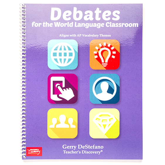 Debates for the World Language Classroom Book