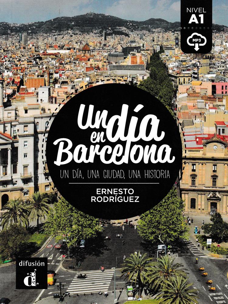 Un día en Barcelona Spanish Reader