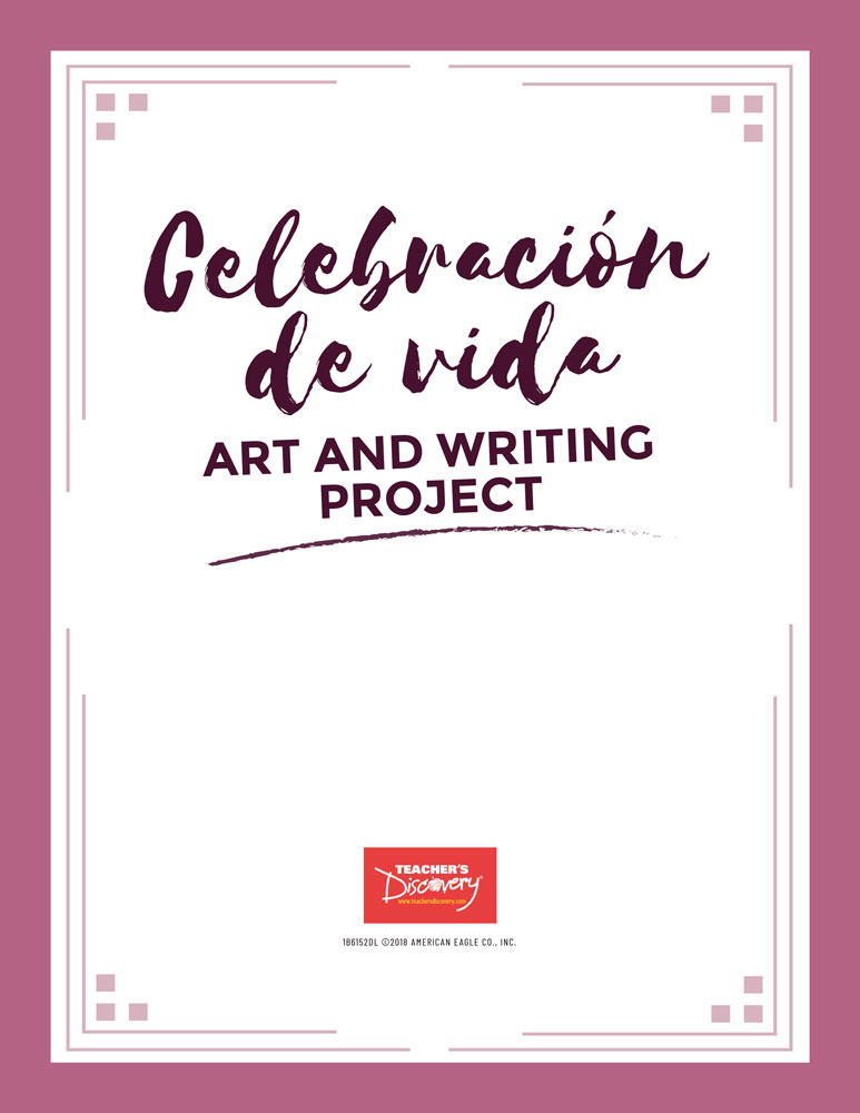 Celebración de vida Art and Writing Project Download