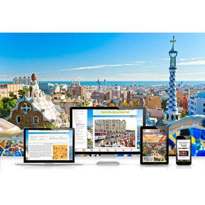 Voces® Nuestra historia 2 Digital Resource Subscription
