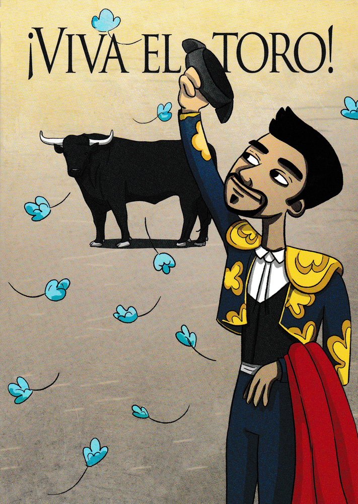 ¡Viva el toro! Spanish Level 2 Reader
