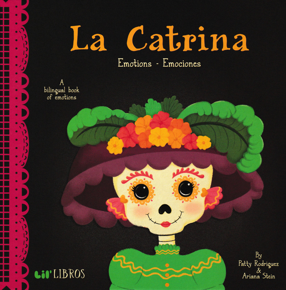 La Catrina Emotions/Emociones Bilingual Board Book