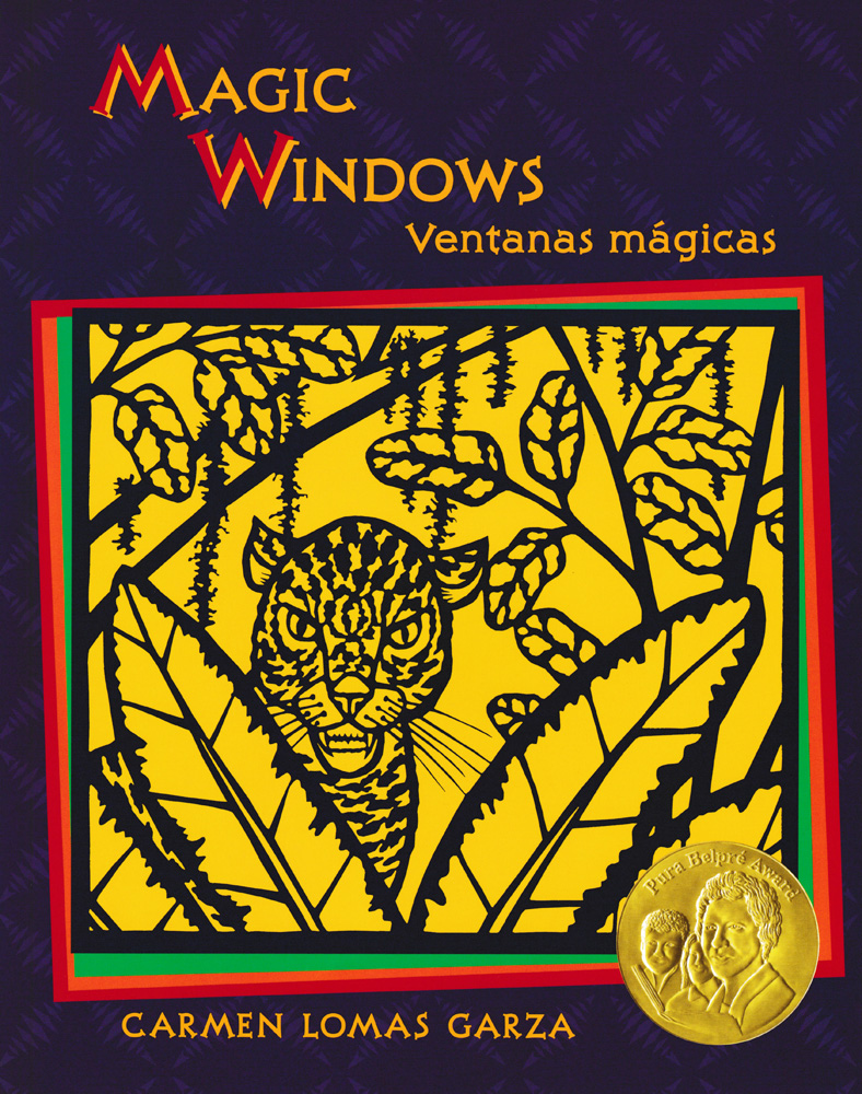 Magic Windows/Ventanas mágicos Bilingual Storybook