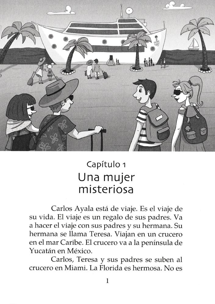 El Viaje De Su Vida Spanish Level 1 Reader Spanish Teacher S Discovery