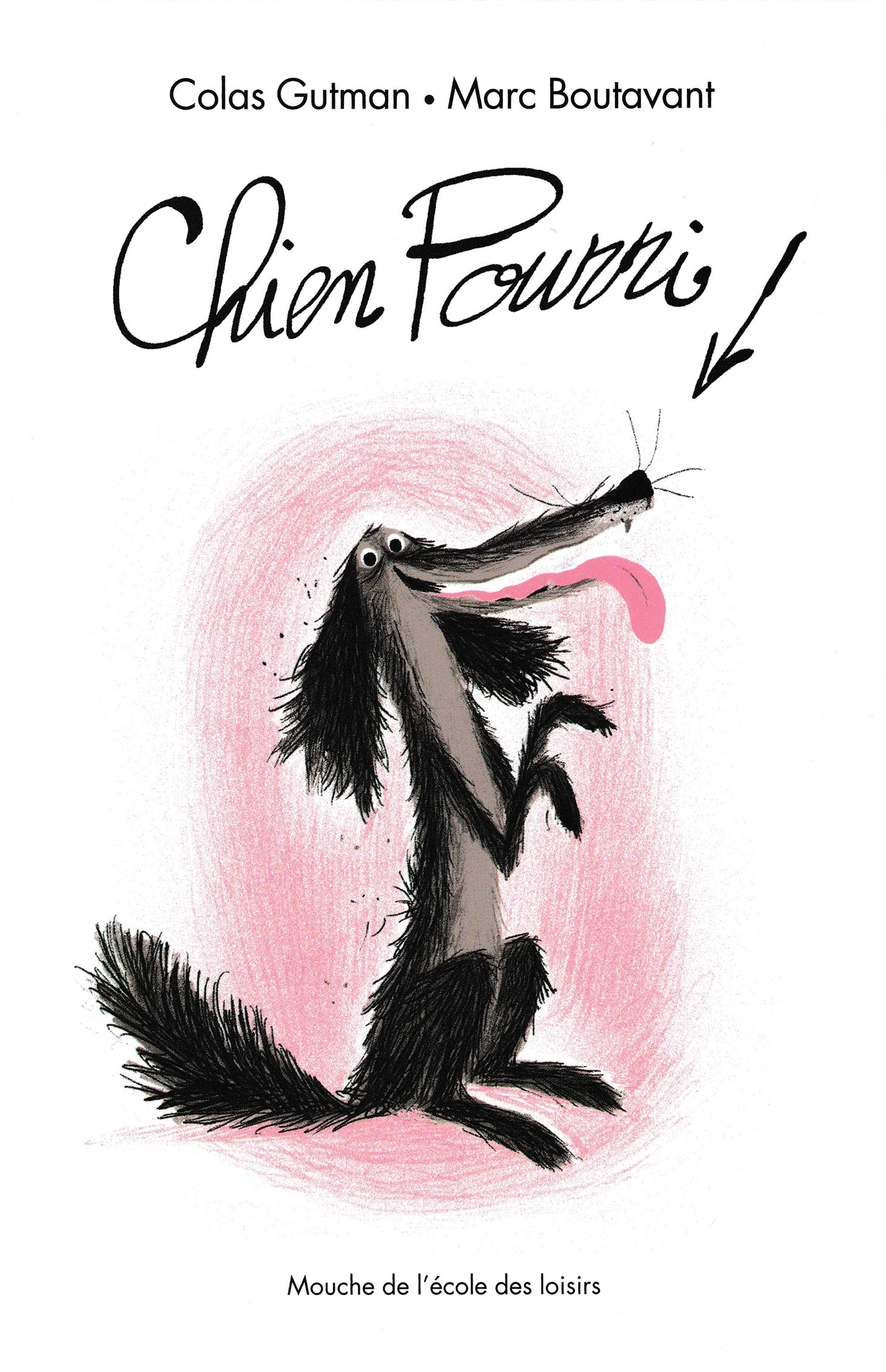 Chien Pourri French Level 3 Novel