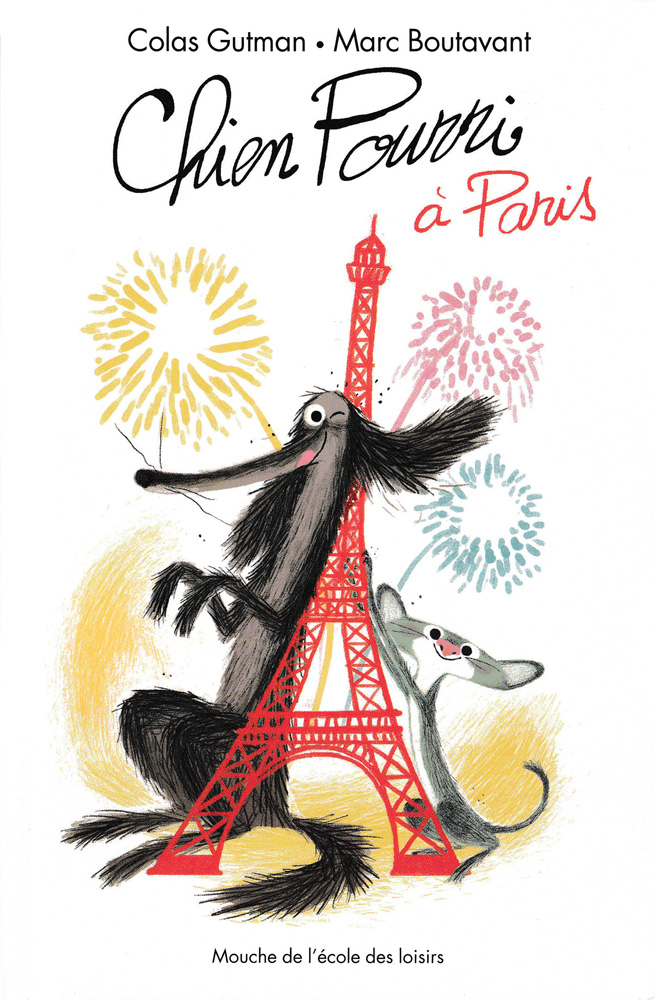Chien Pourri à Paris French Level 3 Novel