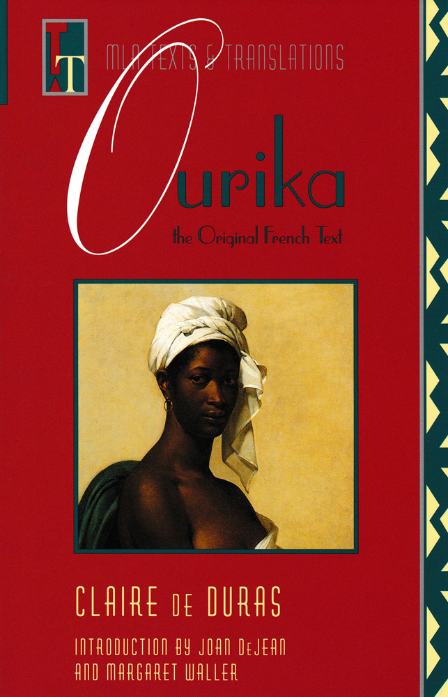 Ourika French Book