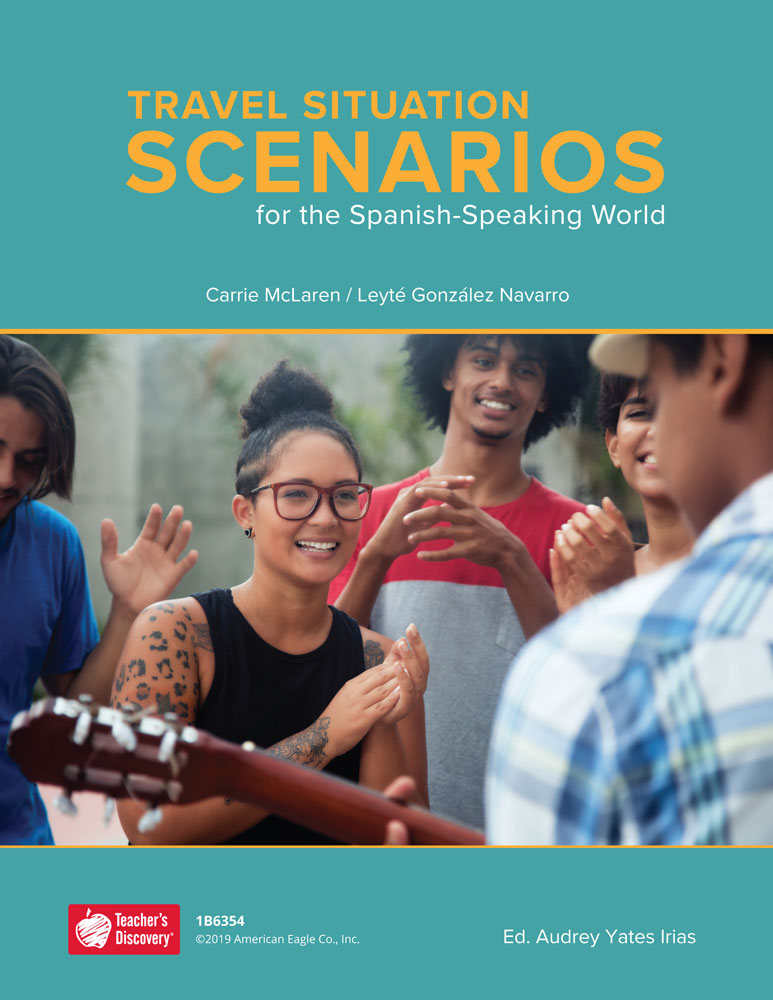 Travel Situation Scenarios for the Spanish-Speaking World Book Download