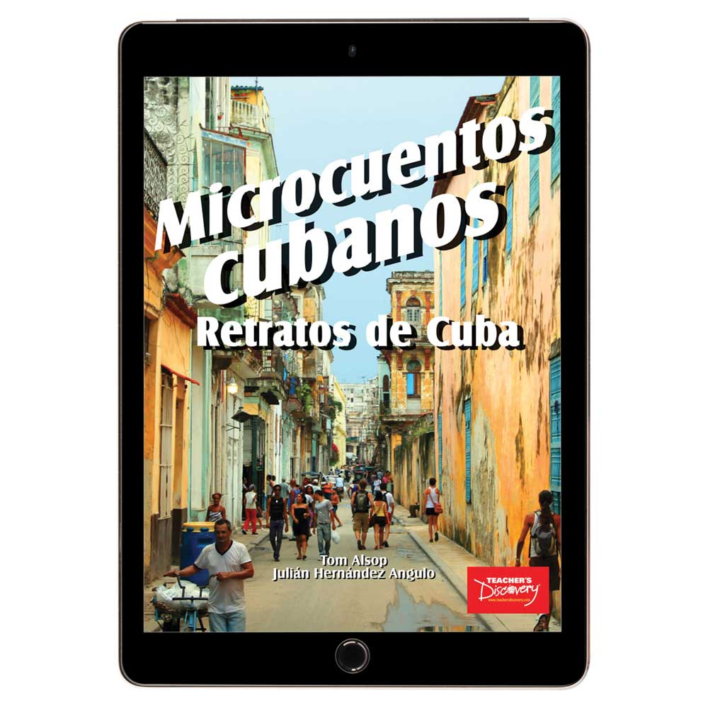 Microcuentos cubanos Level 1/2 Reproducible Reader