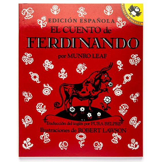 El cuento de Ferdinando Spanish Level 2 Book
