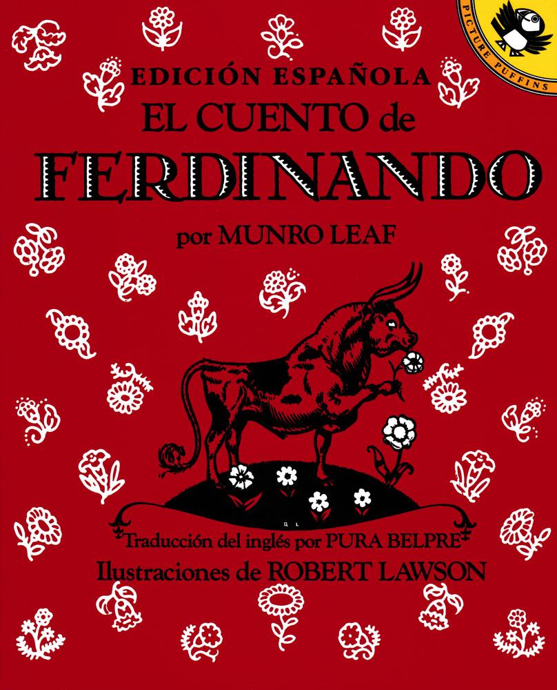 El cuento de Ferdinando Spanish Level 2 Book