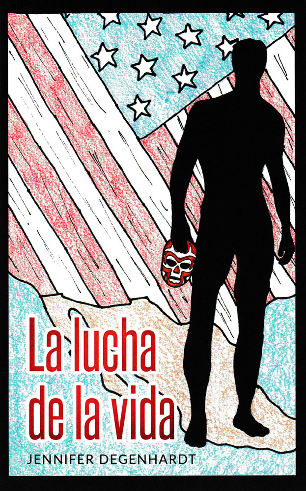 La lucha de la vida Spanish Level 3 Reader