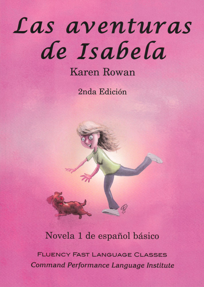 Las aventuras de Isabela Spanish Level 1 Reader