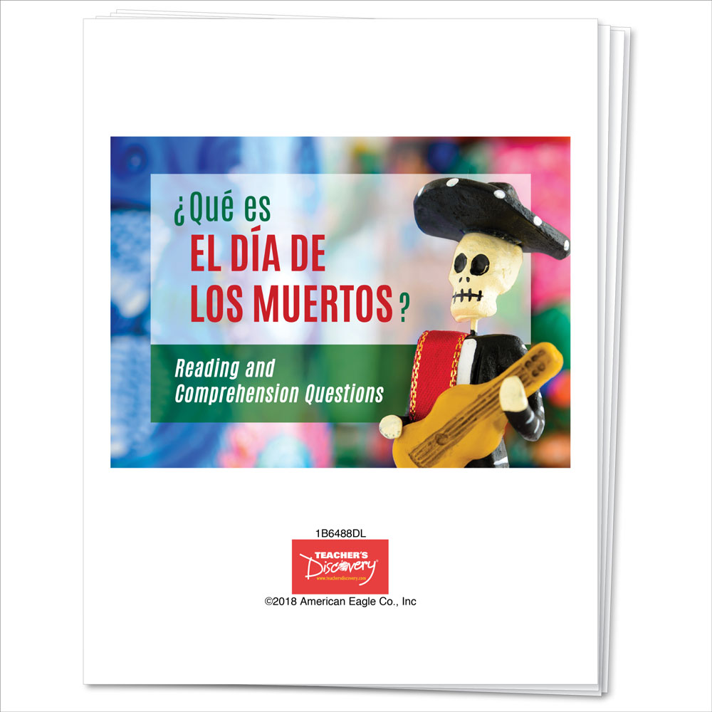 What is Day of the Dead? Spanish Reading (Download)