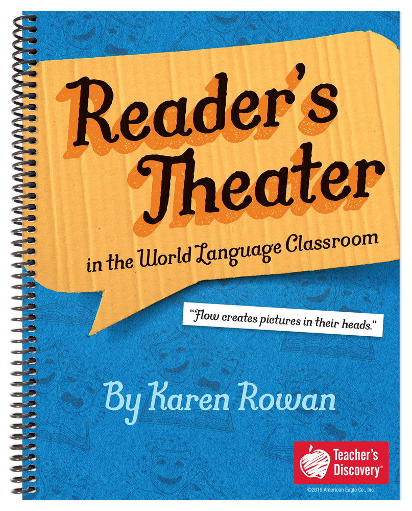 Reader's Theater in the World Language Classroom Book