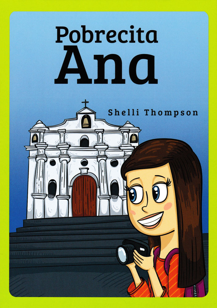 Pobrecita Ana Spanish Level 1 Reader