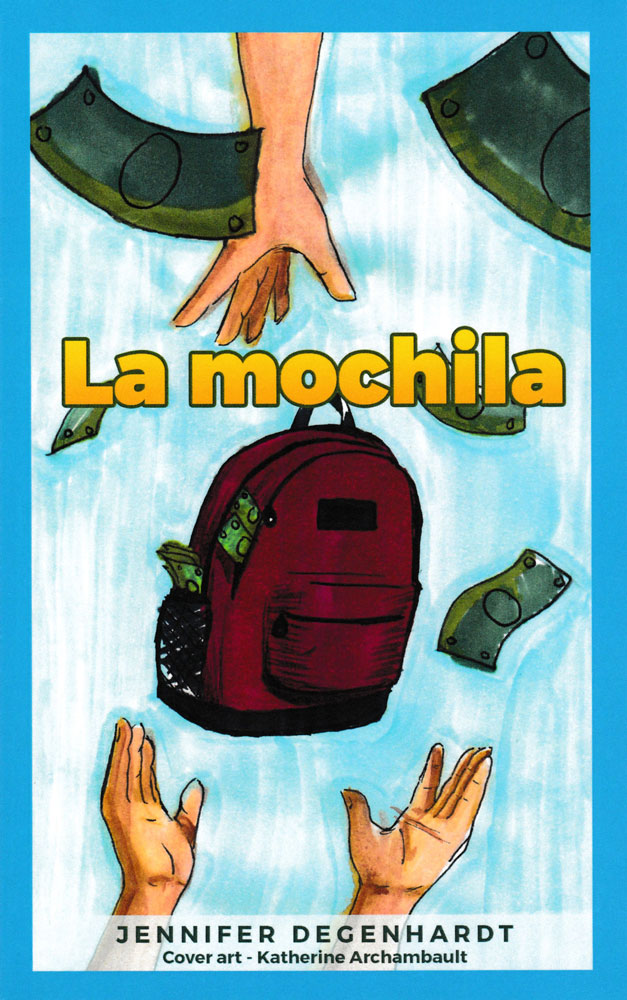 La mochila Spanish Level 1 Reader