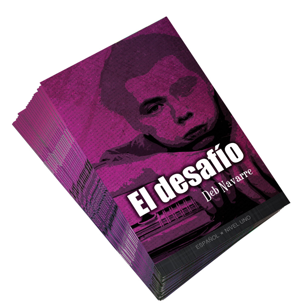 El desafío Spanish Level 1 Economy Reader Set of 25