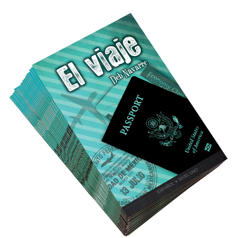 El viaje Spanish Level 1 Economy Reader Set of 25