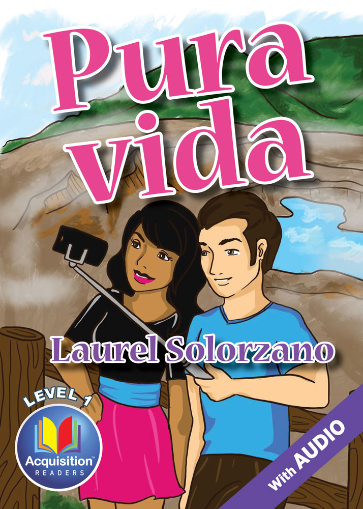 Pura vida Spanish Level 1 Acquisition™ Reader