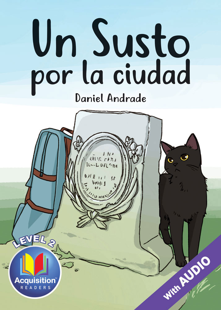 Un Susto por la ciudad Spanish Level 2 Acquisition™ Reader