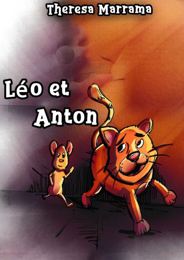 Léo et Anton French Level 1 Reader