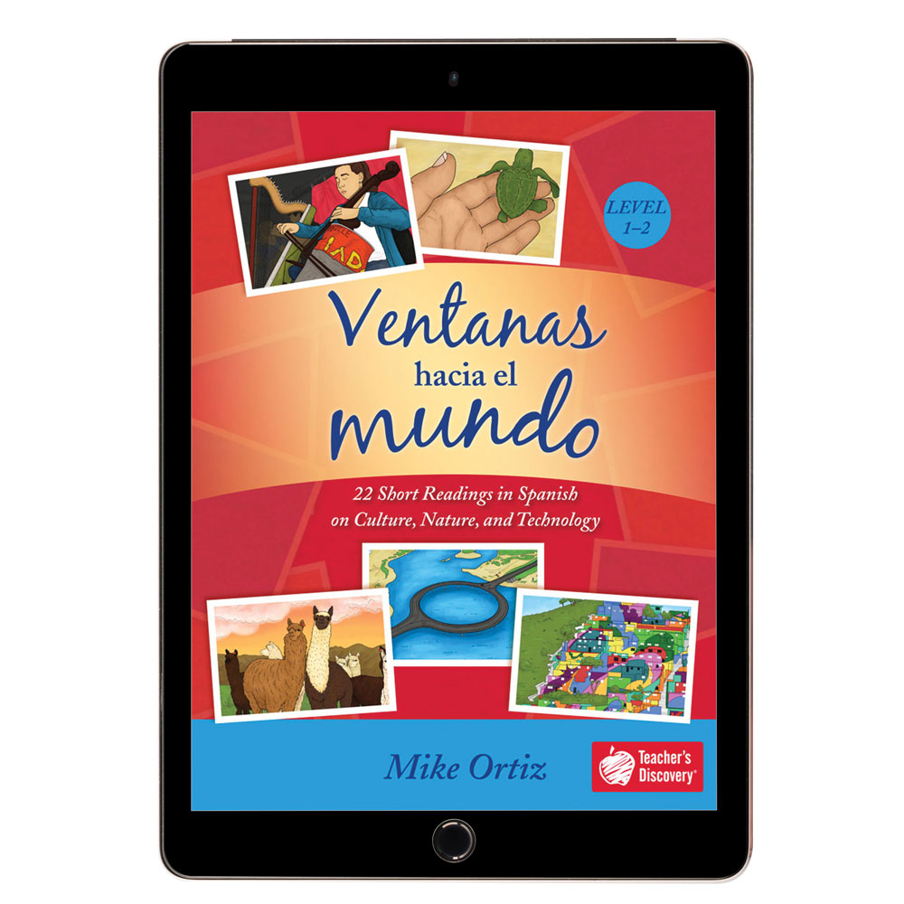 Ventanas hacia le mundo Spanish Level 1–2 Reader
