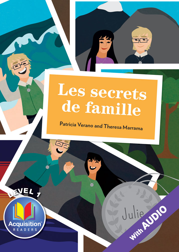 Les secrets de famille French Level 1 Acquisition™ Reader