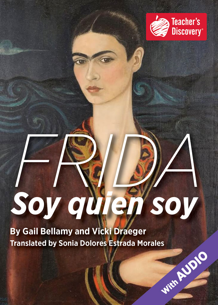 FRIDA Soy quien soy Spanish Level 2 Reader