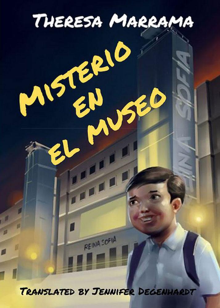 Misterio en el museo Spanish Level 1–2 Reader