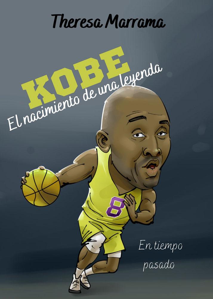 Kobe: El nacimiento de una leyenda (en tiempo pasado) Spanish Level 2+ Reader