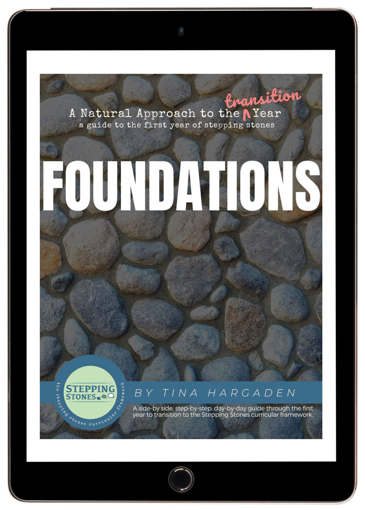 Foundations: A Natural Approach to the Transition Year Book