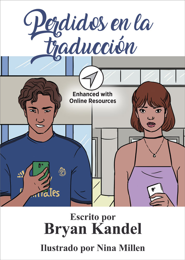 Perdidos en la traducción Spanish Level 1 Reader