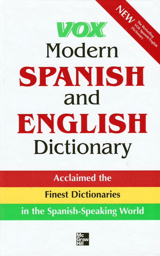 VOX Modern Spanish Dictionary