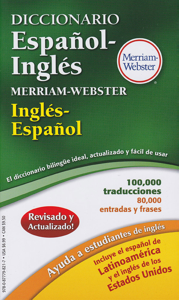 Merriam-Webster Diccionario español-inglés