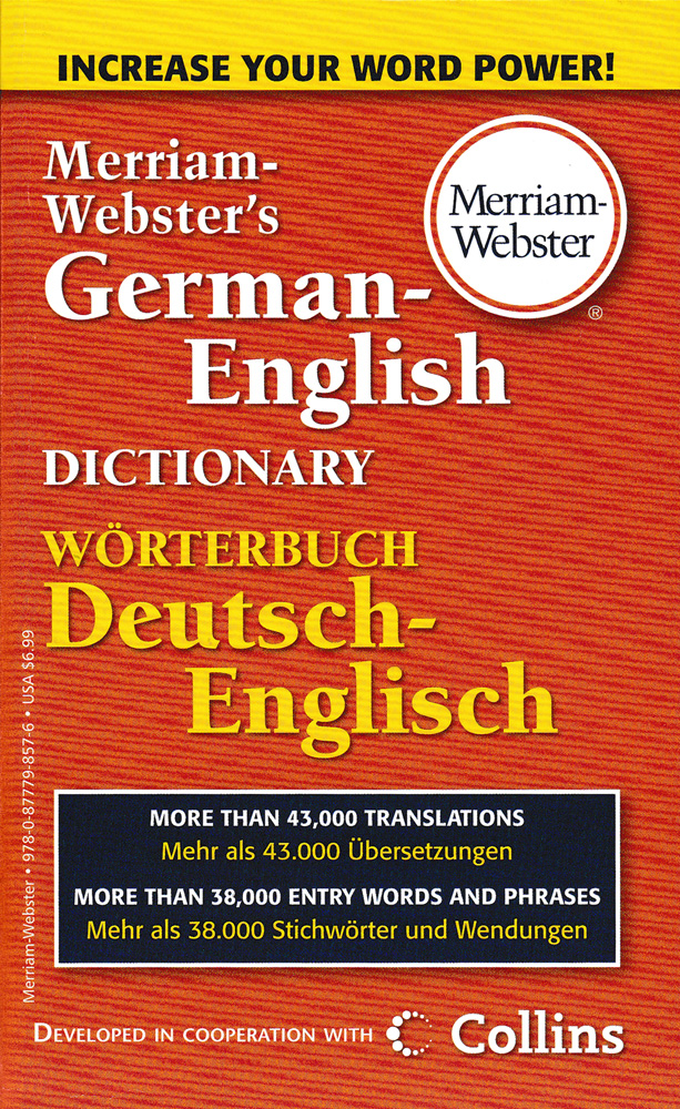 Merriam webster german english dictionary german for Farcical webster