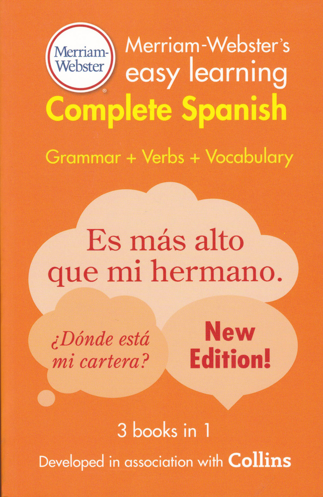 Merriam Webster's Easy Learning Complete Spanish