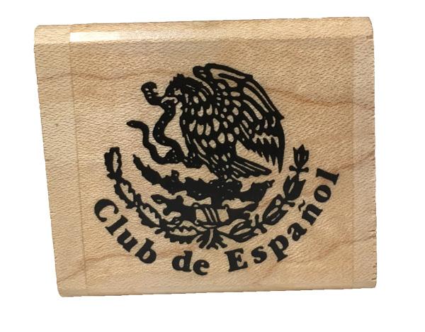 Club de español Spanish Stamper