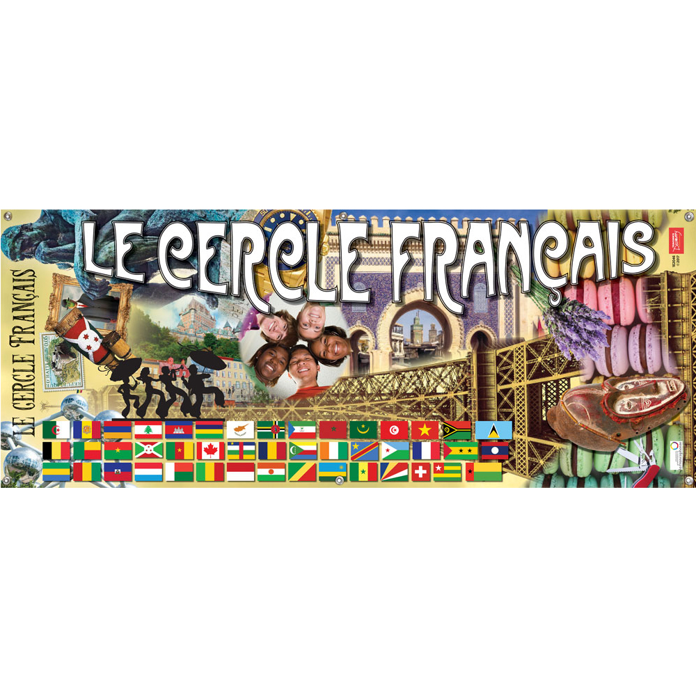 French Club Banner