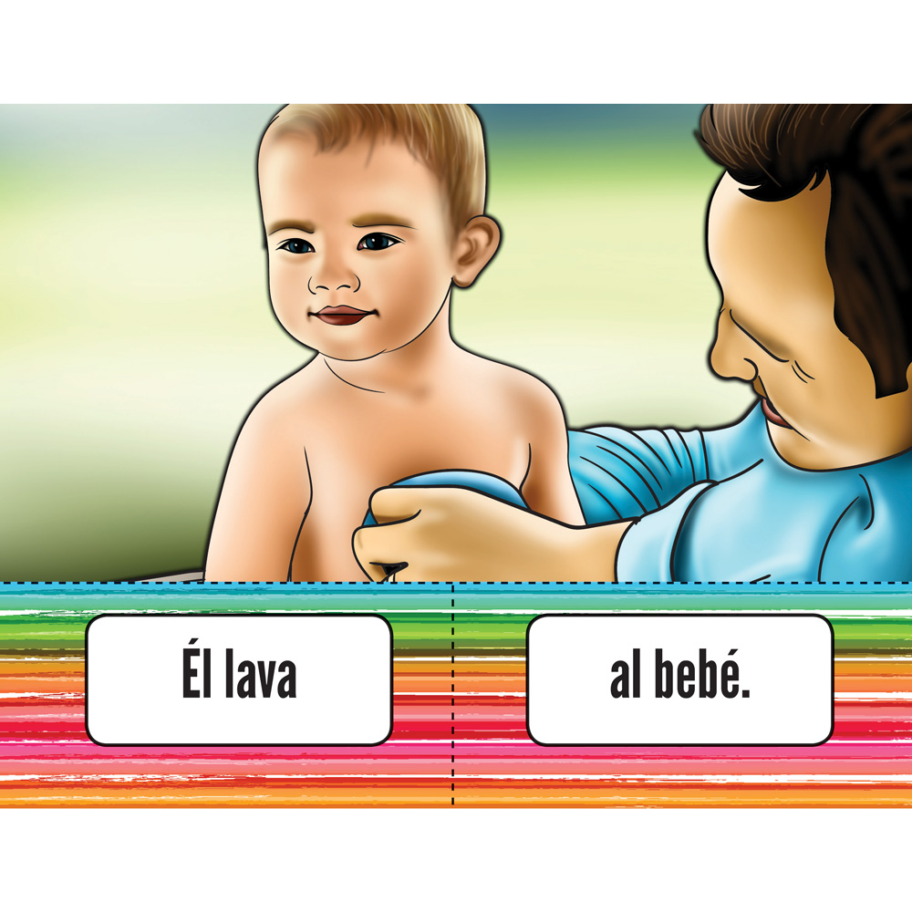 (Non)Reflexive Spanish Flash Cards